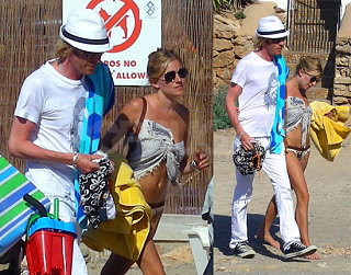 Life's Still A Beach for Sienna Miller