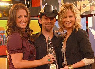 Country Music Award Nominations Announced!