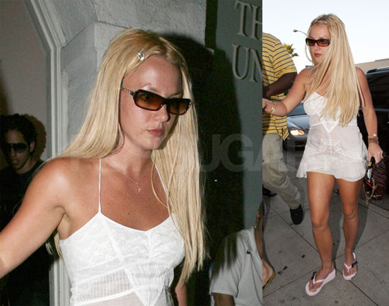 Britney Sends Her Former Manager into Hiding?