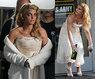 Jessica Simpson Is Down And Out