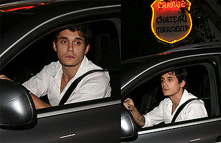 Aww, John Mayer. Why the Long Face?