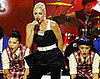 Sugar Bits - Gwen Stefani Donates to Fire Victims