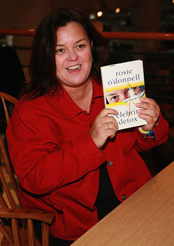 Sugar Bits - Rosie O'Donnell in Talks to Join MSNBC