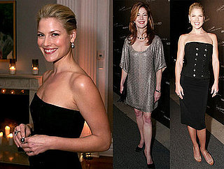 Ali Larter At Stormy Weather Jewelry Launch