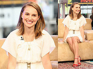 Natalie Portman Takes the Wonder Emporium to TRL
