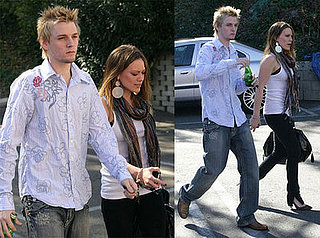 Hilary Duff and Aaron Carter Together in LA