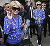 Paris Hilton Promotes Can Can in Philadelphia