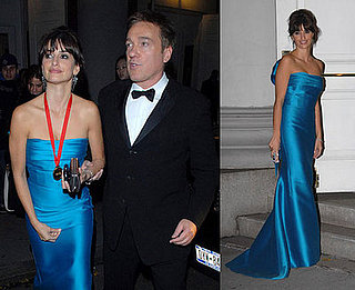 Penelope Cruz Is All Tied Up in Blue