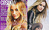 Ashlee Simpson in Cosmo Girl December 2007