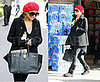 Nicole Richie Stocks Up on the Essentials
