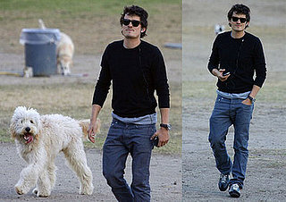 Orlando Bloom Always Attracts the B*tches
