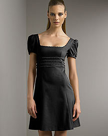 Cotton Dress?-? Valentino