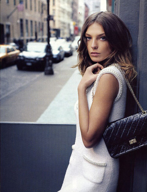 All time favorite fashion items: Chanel 2.55 bag