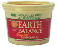 Earth Balance: A Natural Margarine