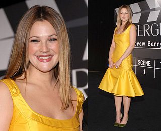 When Does Drew Barrymore Feel Most Beautiful?