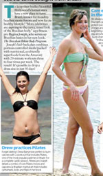 How the Stars Get Bikini Ready