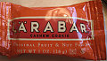 LARABAR:  Cashew Cookie