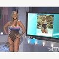 Tyra Boxes Her Way into a Bikini