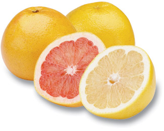 Grapefruit:  White vs. Pink or Red