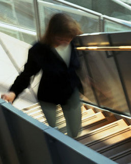 Do you take the stairs whenever possible?