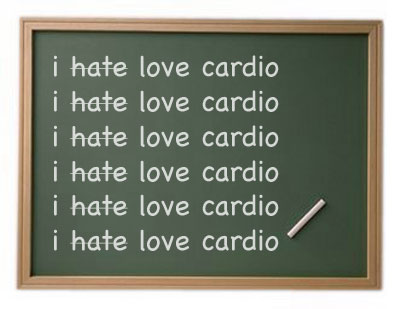 What's Your Advice for Doing Cardio When You Hate it?