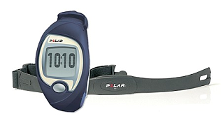 Get in Gear:  Basic Heart Rate Monitor Polar FS1