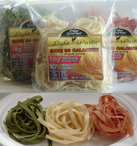 Fiber Gourmet Light Pasta: Good Stuff
