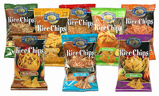 Alternative Chip: Lundberg Rice Chips