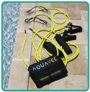 Pilates in the Pool: AquaVee Pilates Plus System