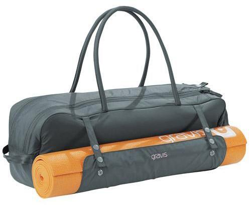 Get In Gear Gravis Yoga Bag Amp Mat Popsugar Fitness