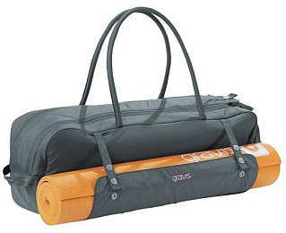 Get in Gear:  Gravis Yoga Bag & Mat