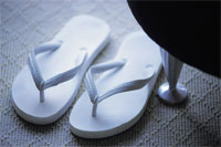 Do You Wear Flip Flops in the Gym Shower?