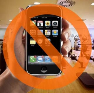 Fittingly Mad: Must You Bring your iPhone to the Gym?