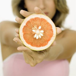 Wake Up and Smell The Grapefruit