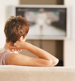 Motivation: TV as a Reward