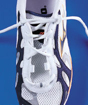 How to Lace Your Sneaks for Running