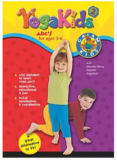 Move It at Home: Gaiam YogaKids 2:  ABC's