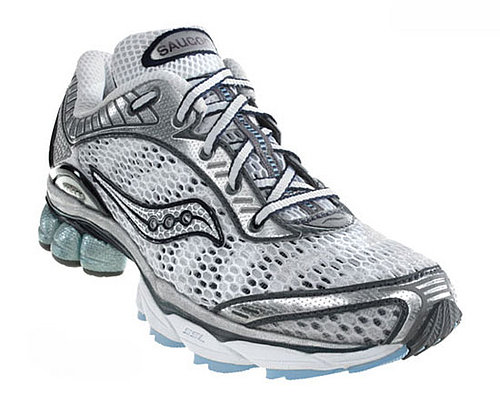 Get in Gear: Saucony's Cool New Shoe