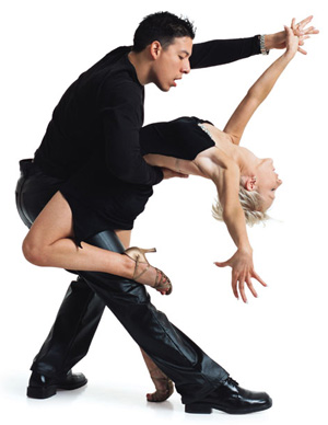Get Physical: Salsa Dance Lessons