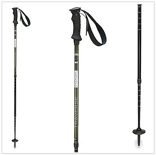 Get in Gear:  Shock-Absorbing Hiking Poles