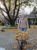 Fall Workout:  Rake Some Leaves