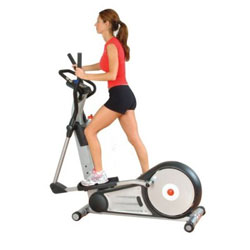Get It Up, Your Heart Rate That Is: Elliptical Intervals