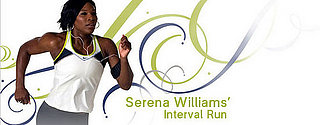 P.L.O.W. — Serena Williams' Interval Run