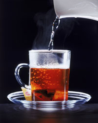 Tea and Bone Density