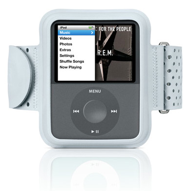 Get in Gear: iPod nano Armband