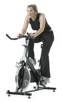 Round and Round: What to Expect From a Spin Class