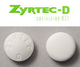Good News for Allergy Sufferers: Zyrtec-D to Be OTC