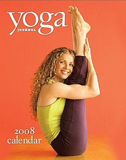 Get Organized With the '08 Yoga Journal Calendar