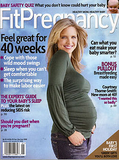 Courtney Thorne-Smith's Fit Pregnancy