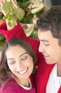 Mistletoe May Be Good For Your Teeth